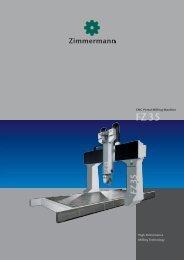 FZ35 - Portal Milling Machine - galika