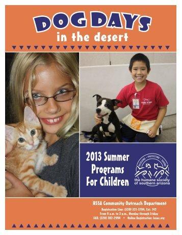 Registration Form - Arizona-Sonora Desert Museum