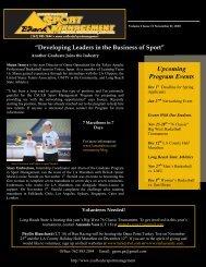Upcoming Program Events - California State University, Long Beach