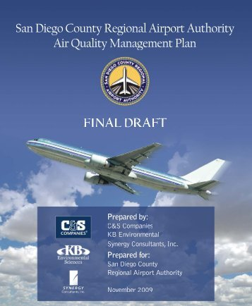 Table of Contents - San Diego International Airport