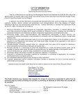 Public Disclosure Request Form - City of Bremerton - Page 2
