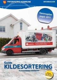 KildesorterinG - Fredrikstad kommune