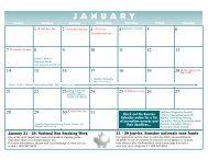 Sources 59 Calendar - 2007 - PDF Format