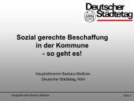Download Inputreferat Barbara Meißner, Deutscher Städtetag, pdf