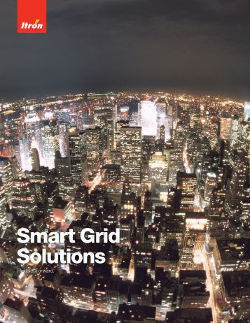 Smart Grid Solutions - Itron