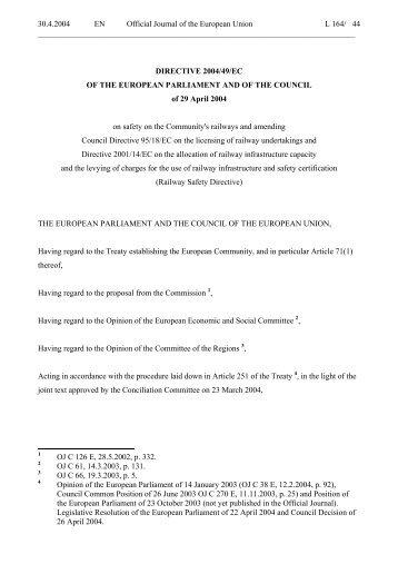 Directive-2004-49-EC.. - Railway Pro