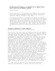 El Guernica de Picasso y su impacto en el debate sobre arte y ...