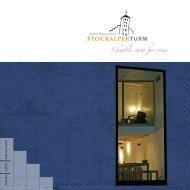 Likeable stone for stone - Stockalperturm