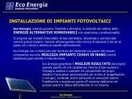 Eco Energia - Assiabo.it