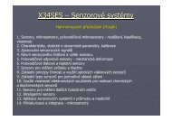 X34SES – Senzorové systémy - micro.feld.cvut.cz