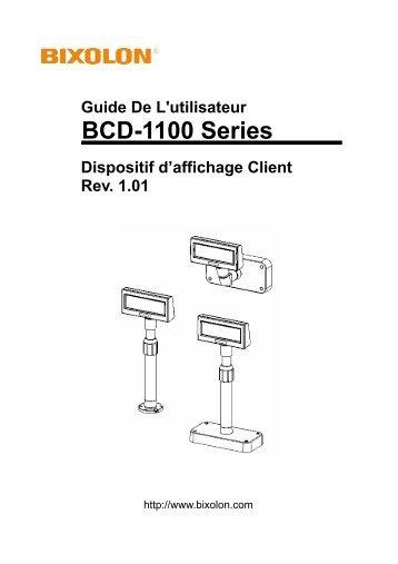 BCD-1100 Series - BIXOLON