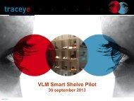 VLM Smart Shelve Pilot