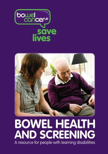 Bowel Health and Screening - Bowel Cancer UK