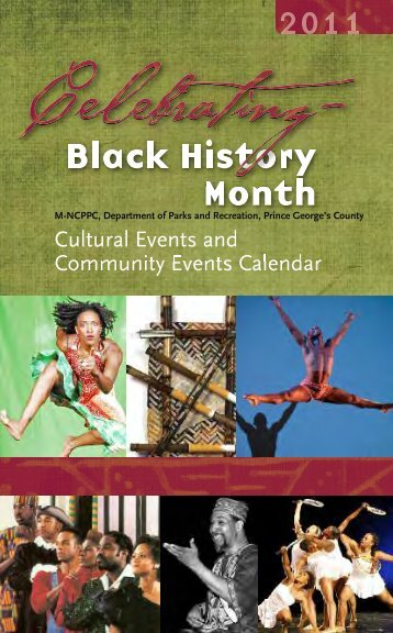 Black History Month - Department of Parks and Recreation