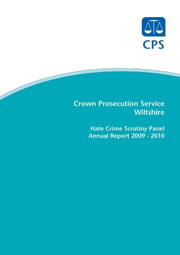 Crown Prosecution Service Wiltshire