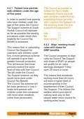 Download the Council Tax consultation booklet [PDF, 644 Kb] - Page 7