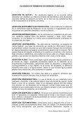 GLOSARIO DE DERECHO FAMILIAR - Páginas Personales UNAM - Page 2