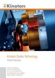 Kinoton Studio Technology
