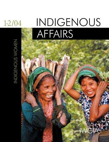 IWGIA, Indigenous Women.pdf - PRO 169