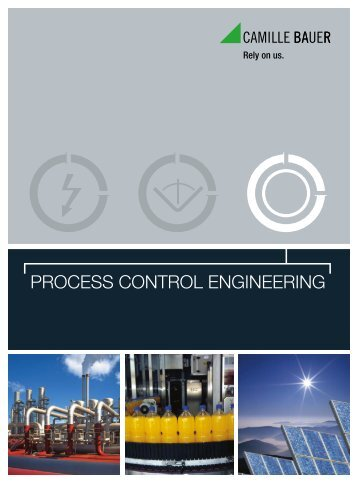 Process Control Engineering - Thermo/Cense Inc.