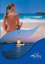 Relaxation - Turkish Culture and Tourism Office