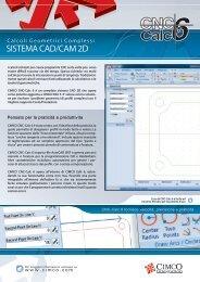 Brochire CIMCO CNC-Calc