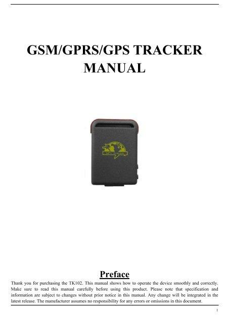 Gps Трекер Gt005 Инструкция на Русском - Hygo