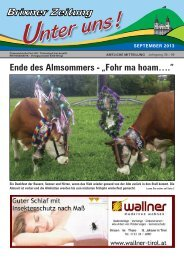 Download - Brixner Zeitung Unter Uns