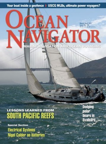 March/April 2011 Issue No. 192 - Navigator Publishing