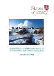 Tidal Power for Jersey? Options & Opportunities - States of Jersey