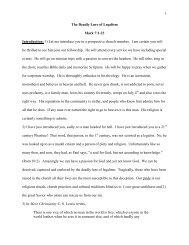 Manuscript - Daniel Akin