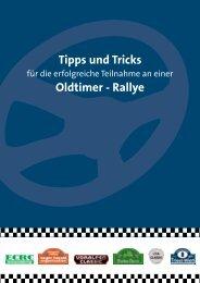 Tipps und Tricks Oldtimer - Rallye - Oldtimer Veranstaltungen
