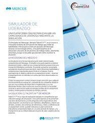 folleto - iMercer.com