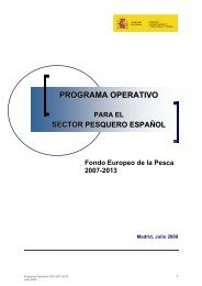PROGRAMA OPERATIVO - Euskadi.net