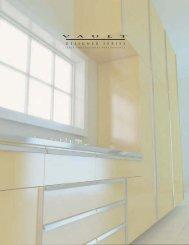 Catalog for Designer Series by Vault - VAULT® Garage