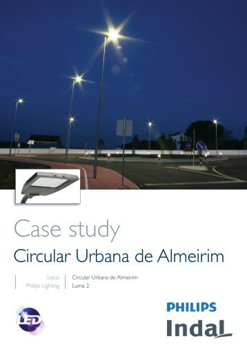 Circular de Almeirim - Lighting Philips