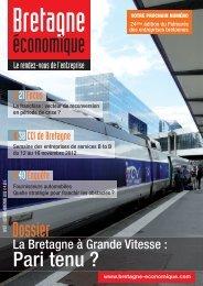 actualités - Bretagne Economique