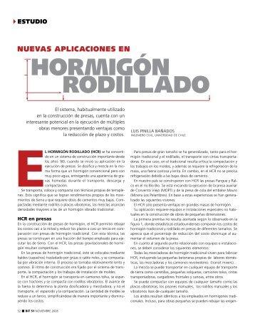HORMIGóN RODILLADO - Biblioteca