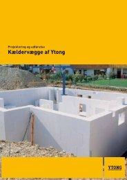 Projektering og udførelse - Kældervægge af Ytong
