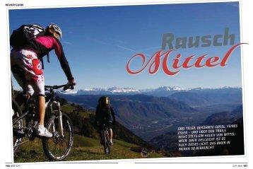 Drei Täler, berühmTe Gipfel, feines essen – unD ... - Thomas Roegner