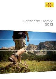 Dossier de Premsa 2012 - Agència Catalana de Turisme