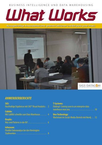 2013 - TDWI Germany eV