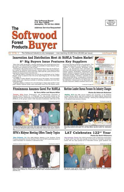 SFPA's Midyear Meeting Offers Timely Topics Maritime Lumber ...