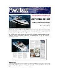 255 SSi ::: Growth Spurt