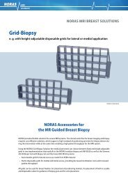 Grid-Biopsy - NORAS MRI products GmbH