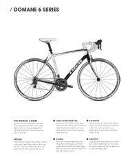 Domane 6 SerieS - Evans Cycles