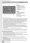 Gebrauchsanweisung - Elektronische digitale Zeitschaltuhr ... - Page 2