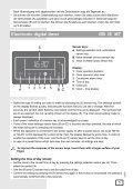 Gebrauchsanweisung - Elektronische digitale Zeitschaltuhr ... - Page 5