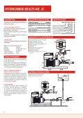 Hydromini Multi-HE 2G triphasée - Salmson - Page 2