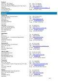 Euro Info Centre Network – DG Enterprise/B2 – Address List - Page 6